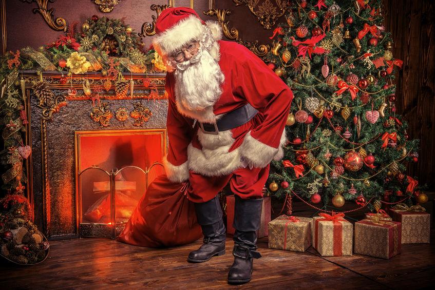 Santa Is Safe