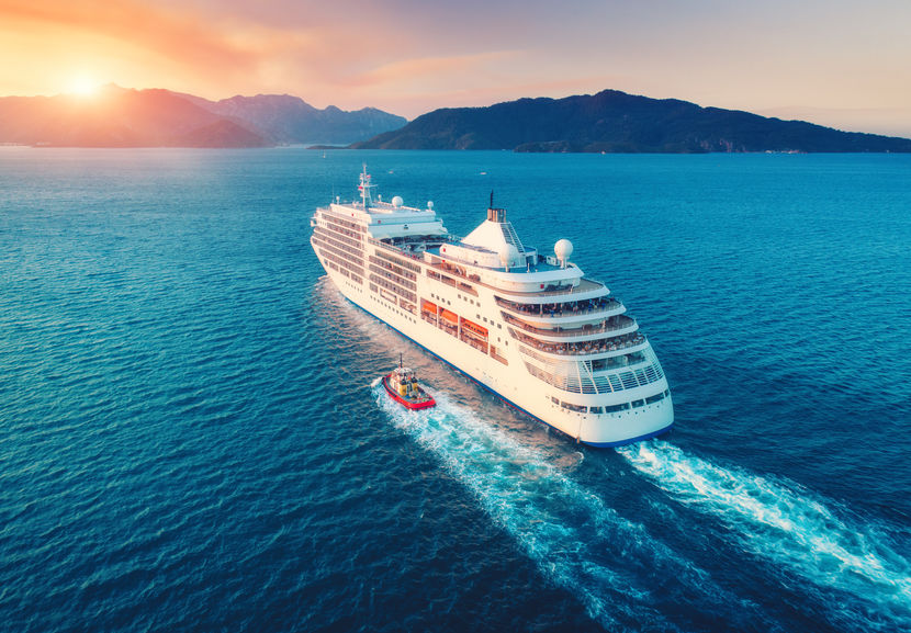 Will Disinfecting Bring Business Back to Cruise Ships?
